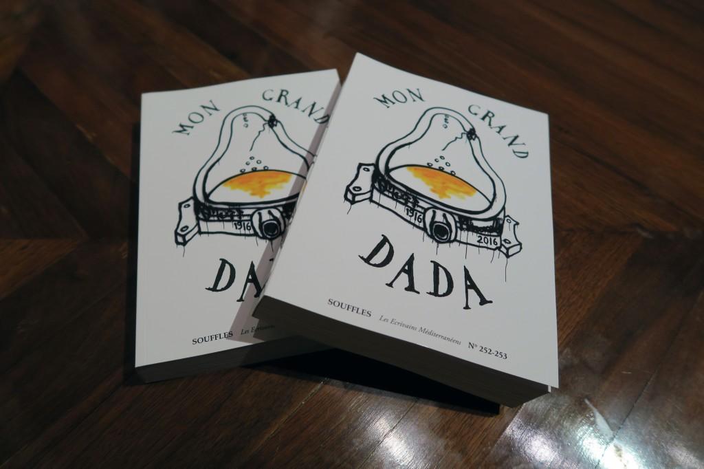 Couverture du numéro DADA