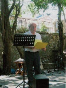 Gaston Marty au Festival de Lodève (2006)