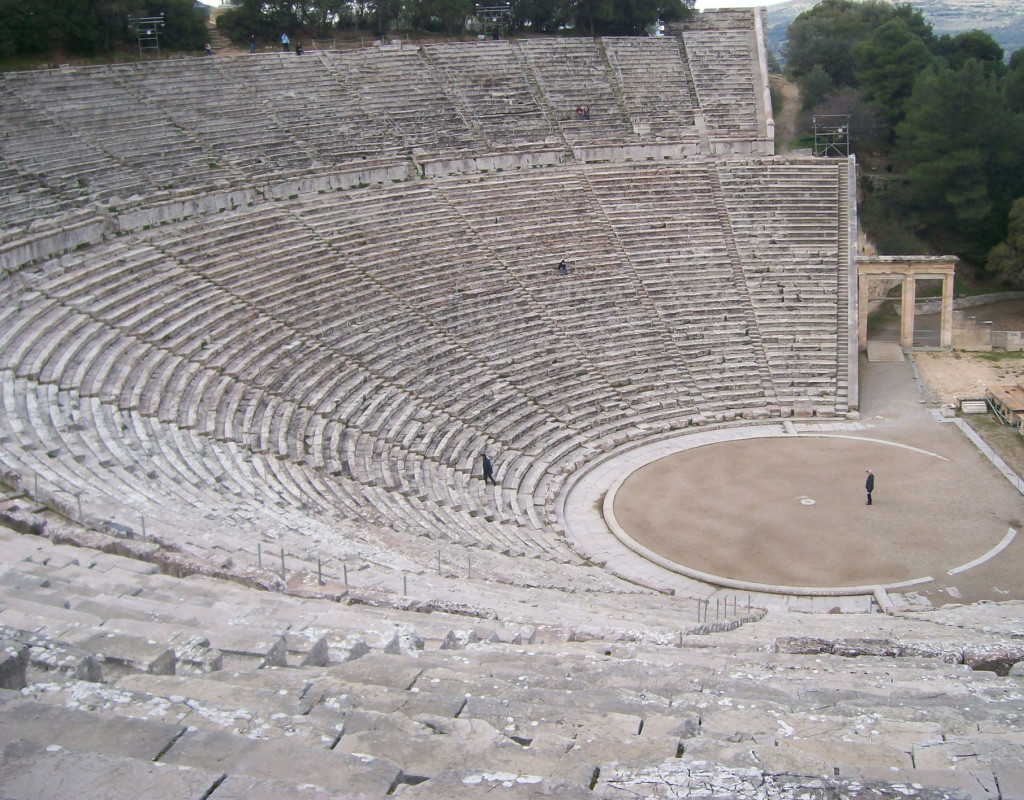 le-theatre-depidaure