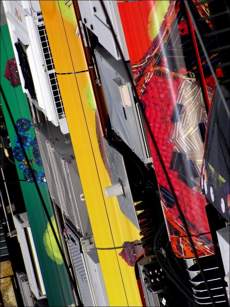 Abstrac'tram - 2012 - Joëlle Colomar http://joellecolomar.eklablog.com/