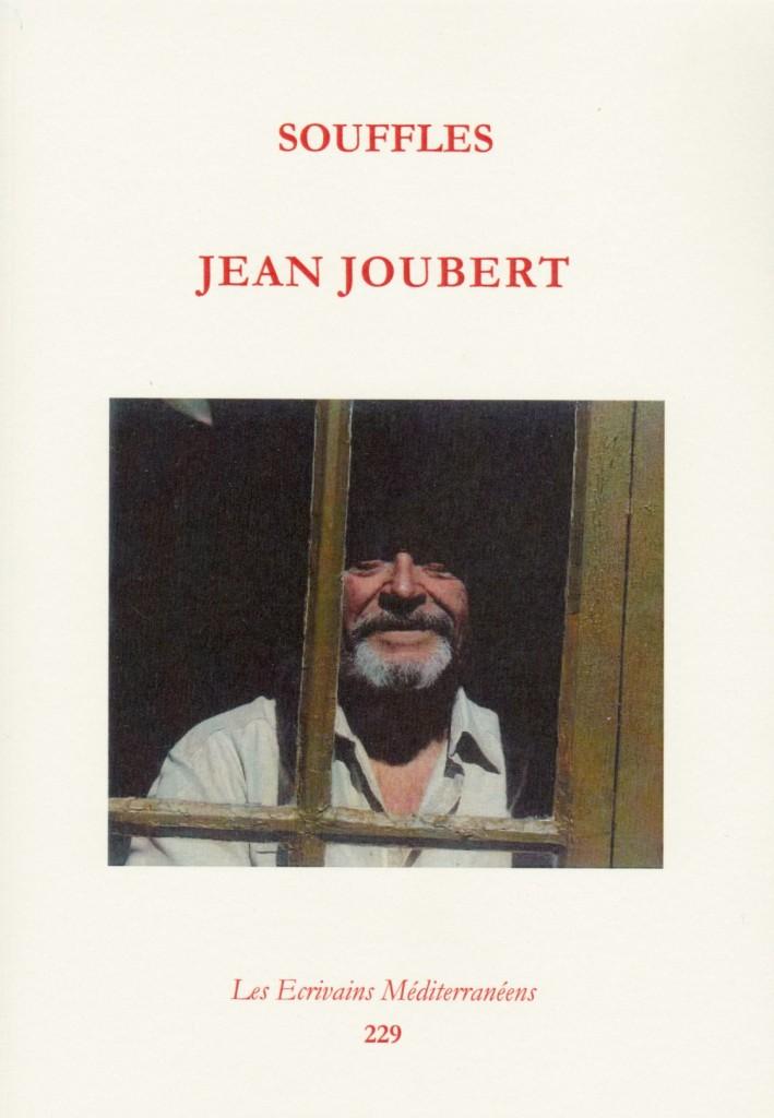 Jean Joubert couverture numéro spécial revue Souffles
