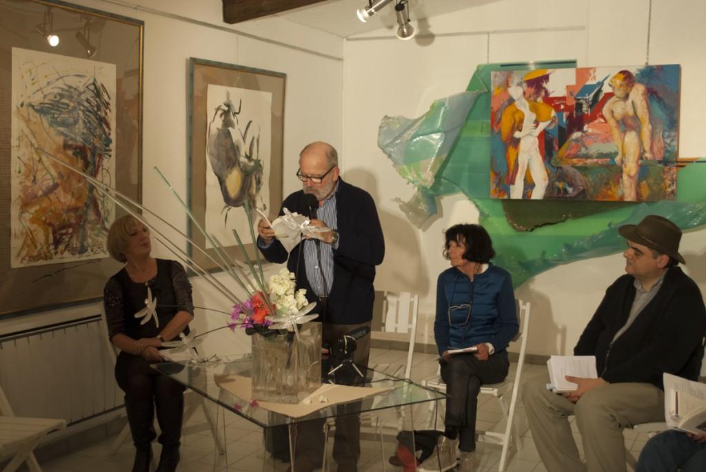 Georges Drano et Nicole Drano Stamberg